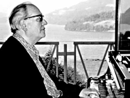 Olivier Messiaen © D.R.