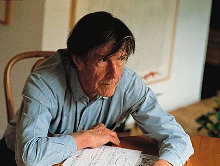 John Cage © Schulman / Liaison / Gamma